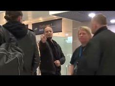 Русский православный активист напал на австрийских музыкантов в аэропорт...