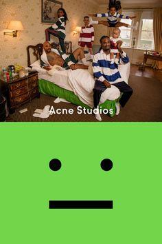 Acne Studios par  Kordal N Kaleb