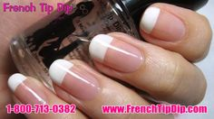 As Seen on TV. Fastest French Manicure in the World? French Tip Dip Holiday offer. Enjoy!