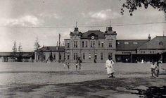 Daegu Station 1943 대구역