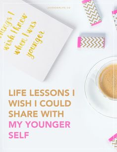 Life lessons I wish I could share with my younger self: It's ok to not be ok, there's nothing wrong with asking for help, life has ups and downs, nothing lasts forever, there will always be people who care for you. Anxiety, mental health and general life lessons I have learned over the past 23 years, which I wish I knew when I was younger.