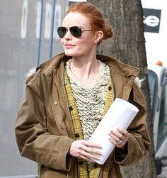 Kate Bosworth Is Now a Redhead