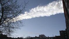 Casi 500 heridos por la caída de un meteorito en Rusia