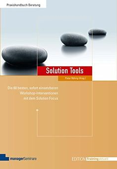 Solution Tools von Peter Röhrig (Hrsg.) Workshop, Antique Books, Book Shelves, Amazon, Products, Classic, Organization, Counseling, Pocket Books