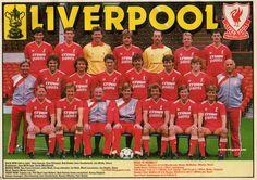 Liverpool Football Club in 1986 Liverpool Anfield, Liverpool Legends, Liverpool Home, Liverpool Football Club, Fernando Mendes, Jamie Redknapp, Best Football Team, Football Fans, Bristol Rovers