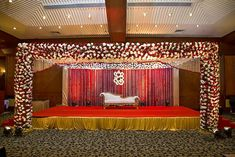 Looking for Wedding backdrops? Melting flowers provide the most unique designs in Backdrop decorations mixed with appropriate lighting for the best photography. Contact us to know the best backdrops suitable for your wedding.