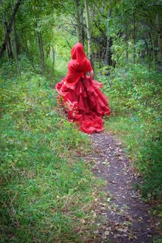 if you go out in the woods today you're in for a big surprise.  if you go out in the woods today, you'd better go in disguise.   (little red riding hood shoot)