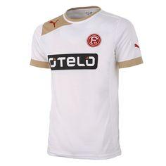 Fortuna Düsseldorf (Germany) - 2012/2013 Puma Away Shirt