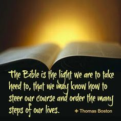 The Light of the Word