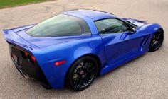 Chevrolet Spectre Werks Corvette C6 GTR