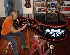 El fileteado porteño es un arte decorativo y popular nacido a principios del siglo XX en la ciudad de Buenos Aires. Tuvo su origen en las...