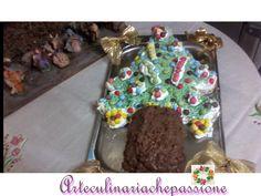 Arte culinaria che passione @ Passion for cooking: Dolce albero della vita @ Sweet tree of life  Con ...