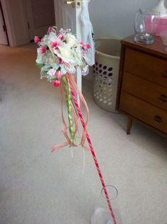 Great idea for Flower Girls