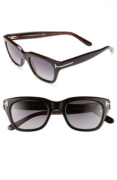 Hot for summer | Tom Ford 'Snowdon' sunglasses