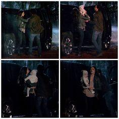 The Originals – TV Série - Hayley Marshall - Phoebe Tonkin - rainha - queen - lobo - Wolf - baby Hope Mikaelson - bebê - casal - couple - amor - love - daughter - filha - mother - mãe - mom - mamãe - happy family - família feliz - Jackson Kenner - Nathan Parsons - padrasto - stepfather - enteada - stepdaughter - father - pai - dad - papai - 2x20 - City Beneath The Sea - Cidade Sob O Mar
