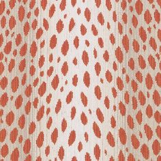 Orange+Animal+Upholstery+Fabric+-+Exotic+Animal+Fabric+for+Furniture+-+Modern+Dark+Orange+Chenille+Fabric+-+Custom+Animal+Pillows