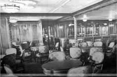 Great Photo From A la Carte Restaurant, Taken Aboard of Olympic...If you can make Zoom and see the details...