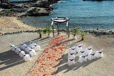 Boda en la playa / Wedding in the beach