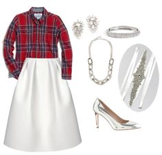 holiday party attire inspired by bridal gown