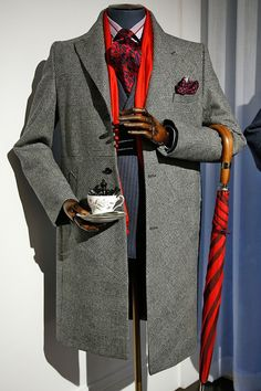 Sophistication #fashion #menswear #trend #winter #streetstyle