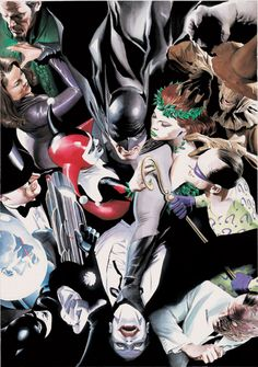 Joker's Reckoning by Alex Ross.This was also the cover for Wizard Magazine #99.