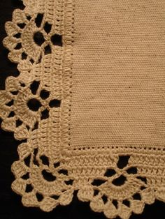 bicos e barrados de croche para pano de prato com grafico ile ilgili görsel sonucu Crochet Edging Patterns, Crochet Lace Edging, Crochet Borders, Crochet Trim, Filet Crochet, Crochet Designs, Crochet Doilies, Crochet Stitches, Crochet Baby