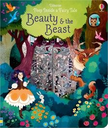 Peek Inside a Fairy Tale Beauty and the Beast The classic fairy tale, brought right up to date for a modern audience with beautiful illustrations and fine laser-cut holes and cutaways which add depth and drama. Reading Tree, Happy Reading, Kids Reading, Monster H, Beast's Castle, Classic Fairy Tales, Jack And The Beanstalk, Handsome Prince, Preschool Books