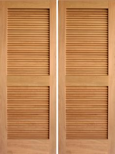 30 In X 80 In Plantation Smooth Full Louver Solid Core Primed Pine Interior Door Slab Barn