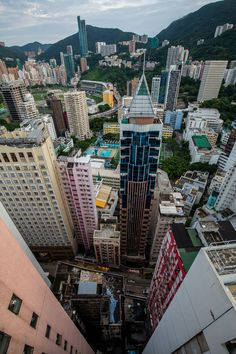 Some aerial photos from my recent visit to Hong Kong. Hong Kong is a beautiful city mixed with creative architecture and the beautiful mountains.