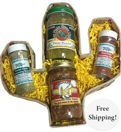 Made in New Mexico with real Southwestern flavors and love!