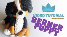 Tutorial – Bernese Mountain Dog Pup