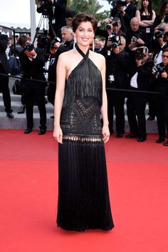 Laetitia Casta de Givenchy - Cannes 2015
