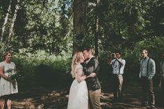 Photography: Justine Montigny - justinemontigny.com/   Read More on SMP: http://www.stylemepretty.com/2014/01/23/diy-wedding-on-mackinac-island/