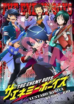 Wolfrun, Close, Kiriya, and Julio/Rio Smile Pretty Cure, Futari Wa Pretty Cure, Glitter Force, Cardcaptor Sakura, Manga Girl, Magical Girl, Sailor, The Cure, Manhwa