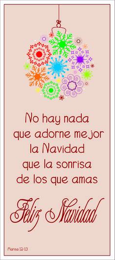 Feliz Navidad 2013 Con todo mi amor  : )