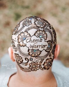 Breast Cancer, Henna Mehndi, Mehndi Designs, Hair Loss, Beautiful Women, Crown, Tattoos, Corona