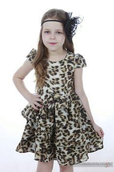 Veja nosso novo produto Vestido Infantil Diforini Moda Infanto Juvenil 010781! Se gostar, pode nos ajudar pinando-o em algum de seus painéis :)