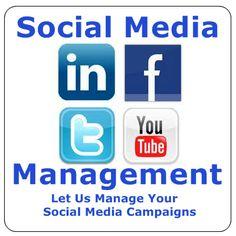 Social Media Management ~ Uh Huh!  That's Me!  Maven was taken, so Manager, I became! lol