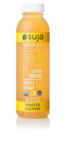 """SUJA Master Cleanse 