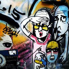 #street #art #streetart #barcelona #elraval