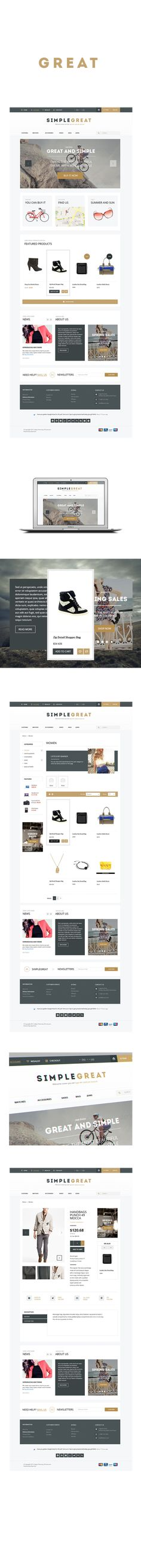 SimpleGreat on Web Design Served