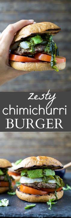 Zesty Chimichurri Bu
