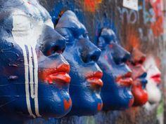 Street Art Sculpture Free Stock Photo - Libreshot