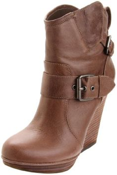 On sale....I love wedge boots...