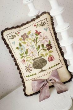 Belles Fleurs. Gráfico de Tralala en www.lacasinaroja.com