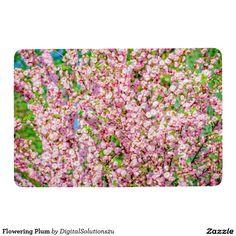 Flowering Plum Floor Mat