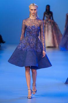 Défilé Elie Saab Printemps-été 2014 Haute couture | Le Figaro Madame