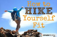 Because hiking is more physically challenging and burns more calories than walking alone, it makes a great addition to your exercise program. via @SparkPeople