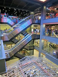 Siam Center re-opened in 2012. It's next to Siam Square, Paragon and MBK.