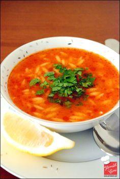 Soup Recipes Noodle Meals New Ideas Baby Food Recipes, Beef Recipes, Soup Recipes, Healthy Recipes, Healthy Soups, Turkish Recipes, Ethnic Recipes, Greek Cooking, Bulgur